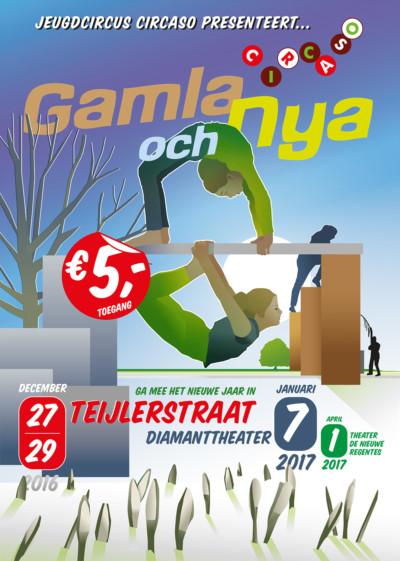 Circaso voorstelling Gamba och Nya