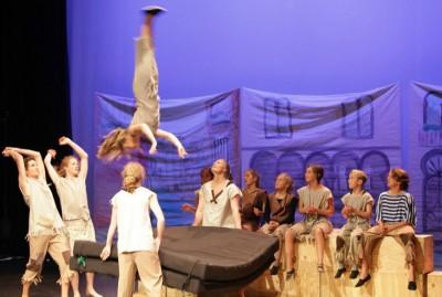 Circaso circusworkshops Den Haag
