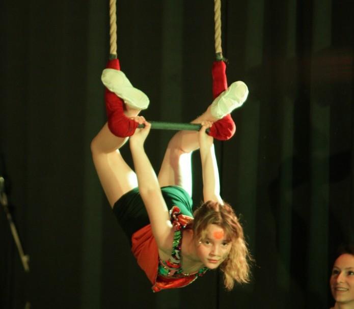 ZomerBoost Trapeze Circus Den Haag